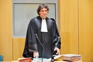 procureur de la République en réquisitions